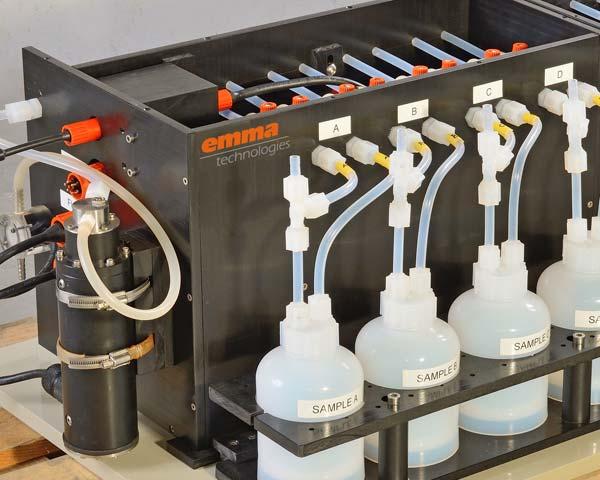 Deep Water Sampling: emma technologies